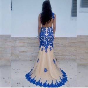 Special occasion gown size 0
